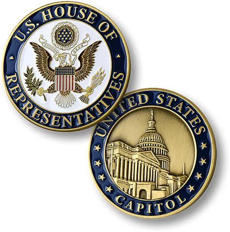 house of representatives number u s house of representatives coin