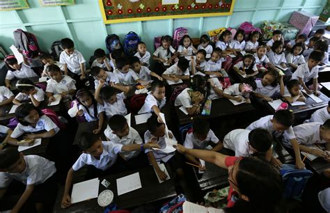 List Of Mba Schools In The Philippines by State Of Ph Education Hinders Bid For Inclusive Growth