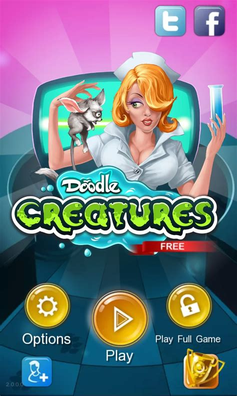 doodle creatures how to create rabbit doodle creatures for windows phone 2018 free