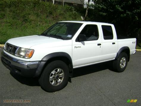 manual cars for sale 2000 nissan frontier interior lighting 2000 nissan frontier xe crew cab 4x4 in cloud white photo 7 307653 truck n sale