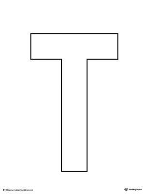 letter t review worksheet myteachingstation com
