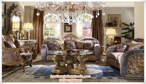 desain interior ruang tamu klasik sederhana sofa ruang tamu klasik terbaru sofa ruang tamu klasik