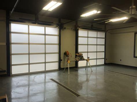 Low Profile Garage Door by Low Profile Garage Door Opener Homesfeed