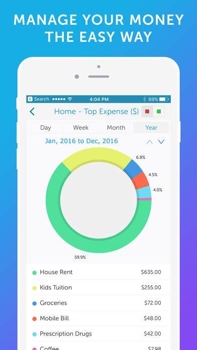 Easy Money Application Easy Spending Money Tracker Budget Planner App