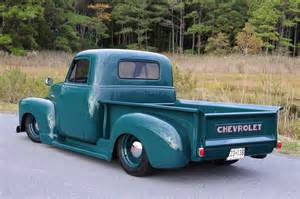al ritter s cool 1952 chevy 3100 rod network