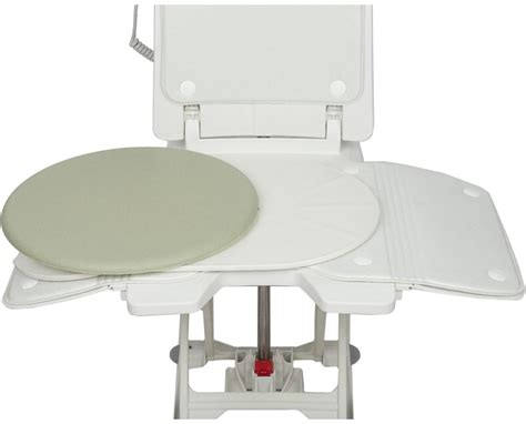 bathtub lift chairs amazon com adirmed ultra quiet automatic battery powered
