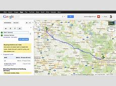 Google Maps Gets Biking Directions For 6 New Countries in ... Mapquest Driving Distances Google