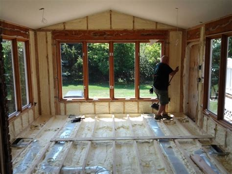 3 seasons room benefits of insulating your three season room