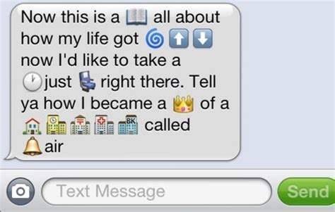 text themes for iphone hahaha fresh prince of belair theme song emoji iphone