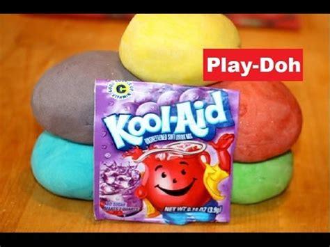 how to make kool aid playdough with cream of tartar