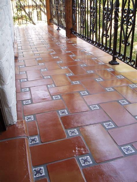 saltillo mexican terra cotta tile