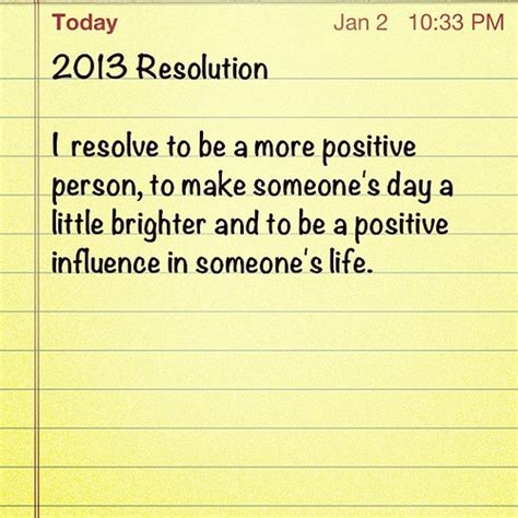 my resolution this year and from here until eternity