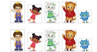 Train Stickers For Walls daniel tiger stickers birthday party favors pbs