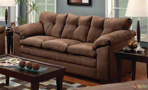 microfiber couch and loveseat sets brown microfiber sofa microfiber sofa and loveseat set