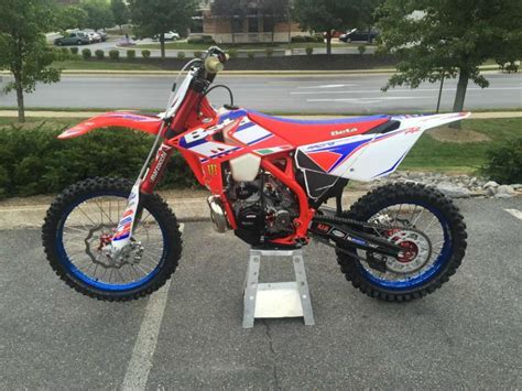 2018 beta race edition beta 300 rr race edition motorcycles for sale in pennsylvania