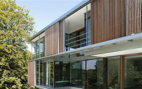 Einfamilienhaus Glasfassade by Efh Starnberg G 252 Thler Glasfassaden Gmbh