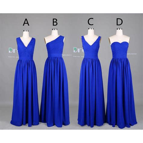 Blue Electric Dress best 25 electric blue weddings ideas on a to