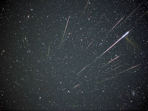 lyrid meteor shower space why can falling stars only be seen moving down