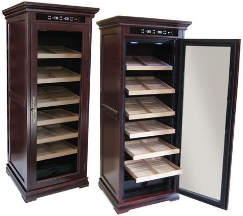 electronic cigar humidor cabinet remington climate controlled cabinet canada humidor