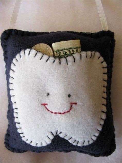 How To Sew A Tooth Pillow by Tooth Pillow Sewing
