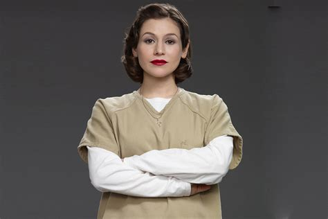 V Is The New Black by Meet Orange Is The New Black S Most Adorable Sociopath