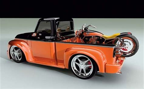 retro porsche custom custom trucks custom retro mini truck rendering