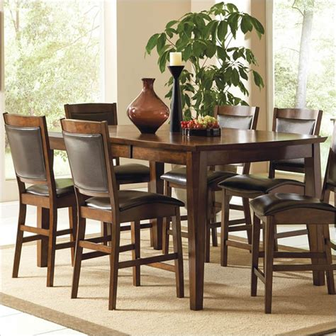 Steve Silver Dining Table Steve Silver Company Vancouver Counter Height Dining Table
