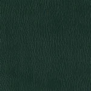 Faux Leather Upholstery Fabric By The Yard Flannel Backed Faux Leather Deluxe Dark Green Discount