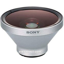 Sony Tele Conversion Vcl Dh2637 For Lens Ring 37mm sony vcl sw04 0 45x wide angle camcorder conversion lens