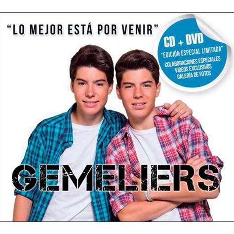 nuevo cd gemeliers gemeliers nuevo disco 2015 newhairstylesformen2014 com