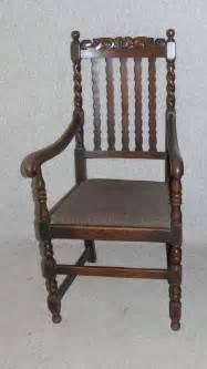 Antiques Atlas 4 1 Carver Barley Twist Oak Dining Chairs Oak Carver Dining Chairs