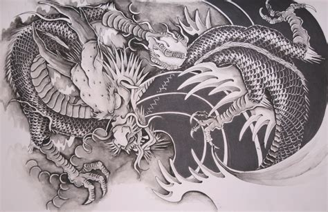 tattoo dragon tattoos designs ideas and meaning tattoos for you