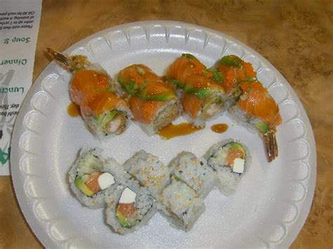 Japanese Kitchen Sushi Sushi Picture Of Asian Kitchen Rochester Tripadvisor