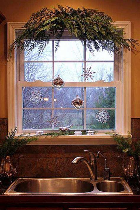 home window decor top 30 most fascinating christmas windows decorating ideas