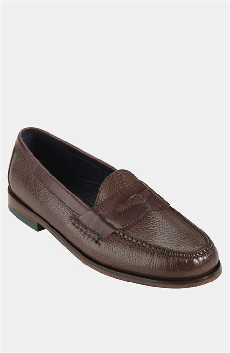 cole haan brown loafer cole haan pinch loafer in brown for brown