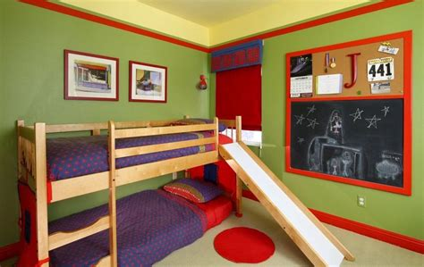 Toddler Bedroom Ideas Turn The House Into A Playground Fun Slides Designed For