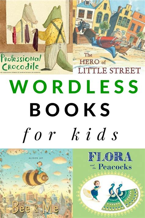 wordless picture books for 22 must wordless picture books for of all ages