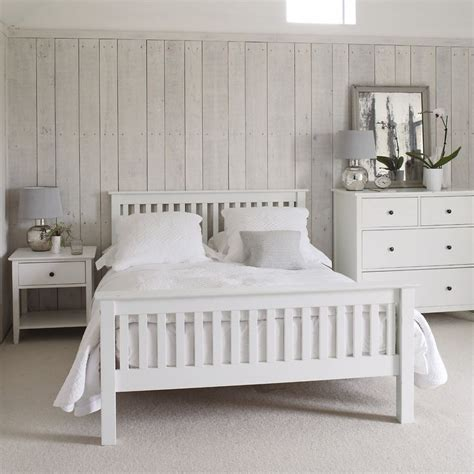 white wooden bed best 25 white bedroom furniture ideas on pinterest