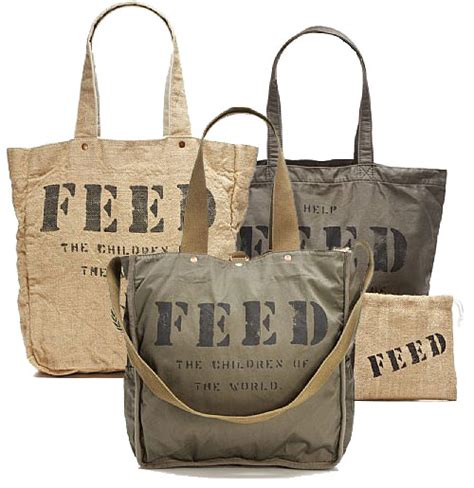 The Feed Bag By Feed And Bush by World Of Children Award To Celebrate Bush