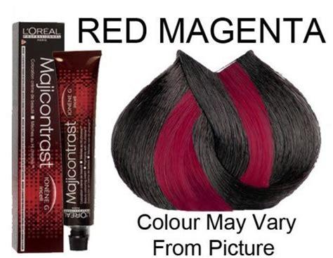 l oreal professional majirel majirouge majicontrast permanent hair color dye ebay l oreal professional majirel 4 4n permanent hair color 50ml hair and supplier sydney