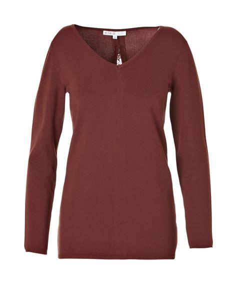 Import Peek A Boo Sweater zipper peek a boo lace sweater cleo