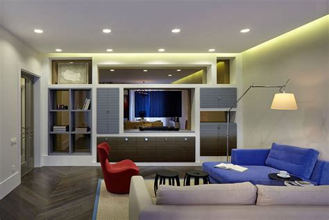 city apartment interior design  rina lovko interiorzine