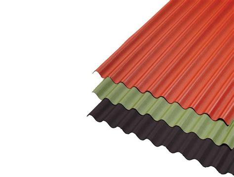 tettoie ondulato lastre ondulate bitumate e colorate per copertura lastre