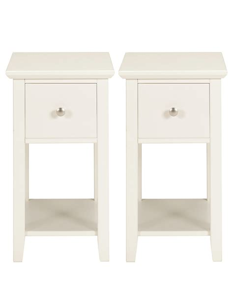 bedroom white side table ideas gloss small for quatioe com simple modern side tables for your living room sitting