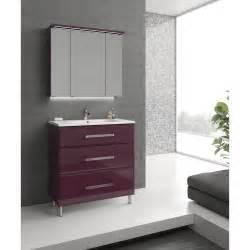 indogate tabouret salle de bain blanc