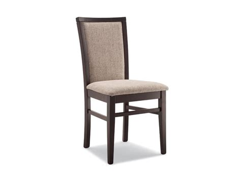 padded dining chair wooden padded chair for residential and contract use