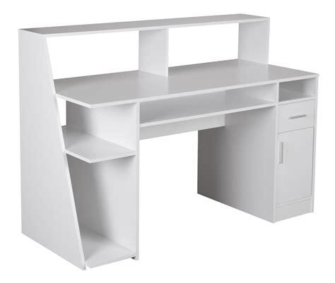 Schreibtisch 100 X 60 Cm by Wohnling Multifunktion Schreibtisch Computertisch Wei 223 135