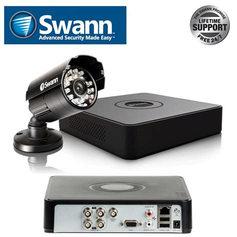 swann security swann security kit