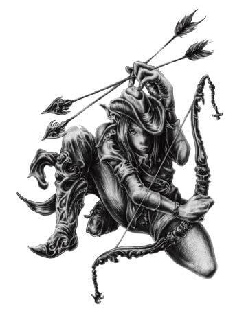 Barbatos - Barbatus - 72 Espíritos da Goétia - Daemons