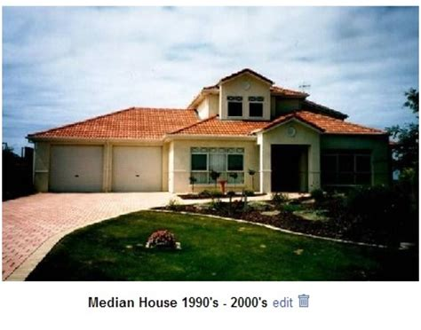 1990s house median income and house prices australia 1984 and 2012